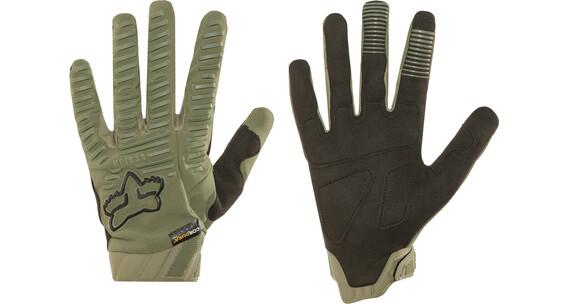Fox Legion Gloves Men Fatigue Green